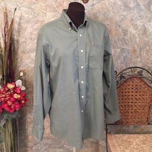 LL Bean  button up Long sleeved shirt